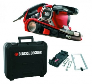 Black & Decker Pásová bruska 720W 75x533
